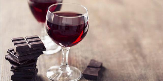 vino e cioccolato per dimagrire