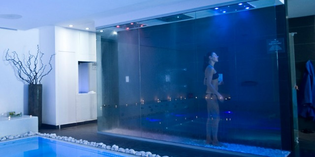 Doccia Sauna Da Casa: Doccia scozzese come creare una spa in casa.