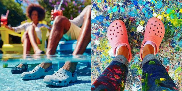 Le Crocs Fanno Male Ai Piedi