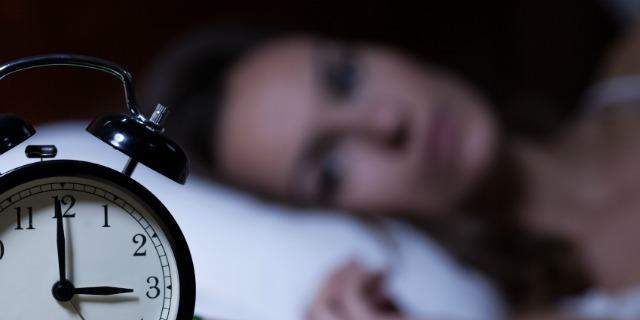 avere sempre sonno dormire male