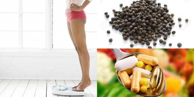 Piperine forte: funziona per dimagrire?