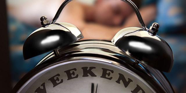 dicerie-sul-sonno-dormire nel weekend