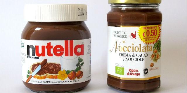 """Test creme spalmabili, classifica con sorpresa: Nutella vince contro quelle """"bio"""" più """"tossiche"""""""