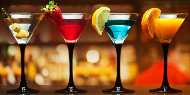 Questi cocktail hanno lo stesso effetto della cocaina!