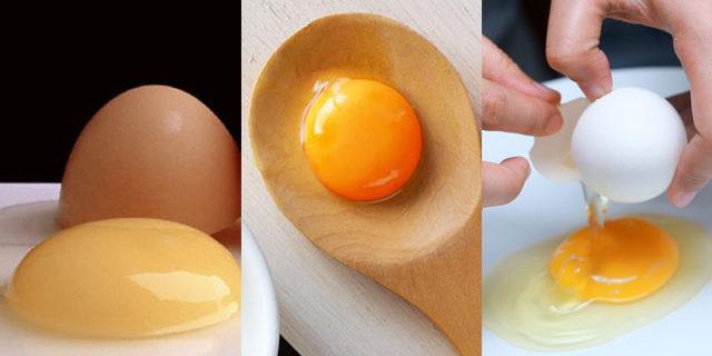 Uova, cosa dicono colore e consistenza del tuorlo e come riconoscere quelle fresche