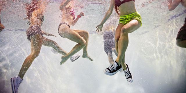 Tutti pazzi per la pool running. 6 motivi per cui dovresti iniziare subito