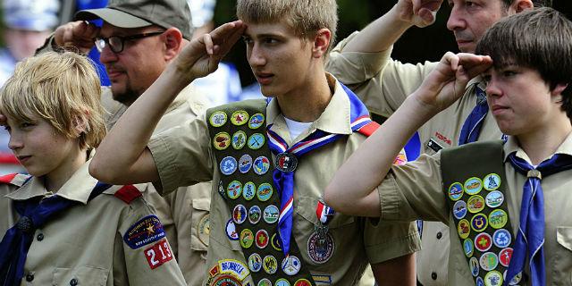 Chi da piccolo è stato scout soffre meno d'ansia e di problemi mentali