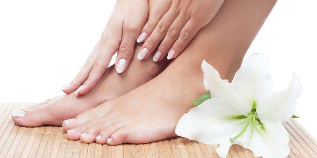 Come eliminare i duroni da mani e piedi?