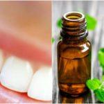 I Benefici Effetti degli Oli Essenziali sui Denti