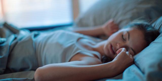 parlare nel sonno rimedi