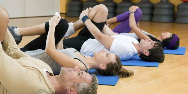 ginnastica posturale esercizi