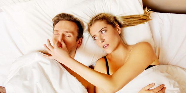 come smettere di russare naturalmente