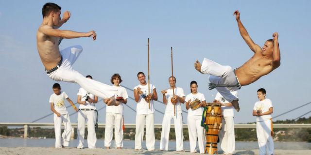 I benefici (non solo fisici) della capoeira
