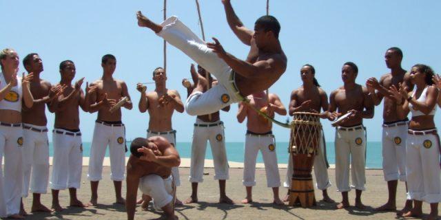 capoeira benefici