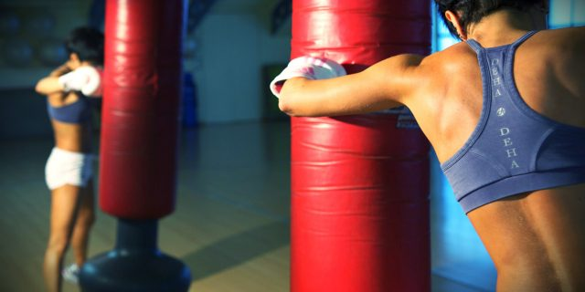 fit boxe benefici