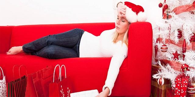 5 consigli per sopravvivere all'ansia natalizia