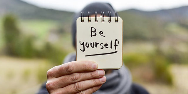 essere se stessi