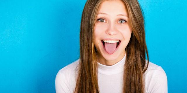 Le cause delle macchie sulla lingua