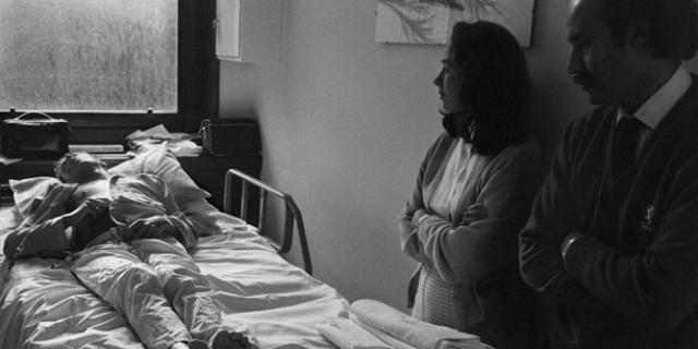Le foto dei malati terminali di AIDS negli anni Novanta prima di morire
