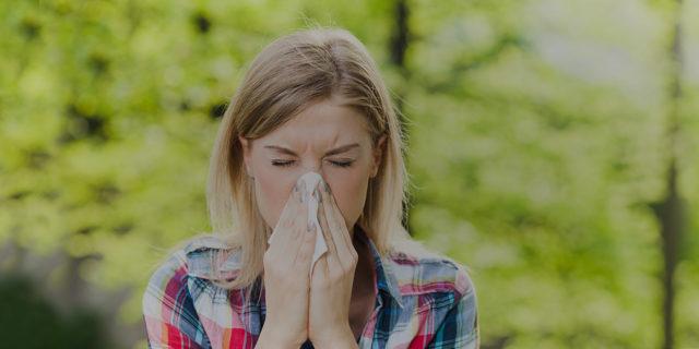 rinite allergica sintomi