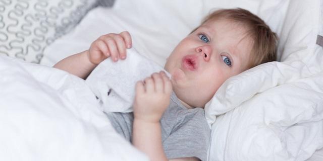 Pertosse tosse convulsa nei bambini