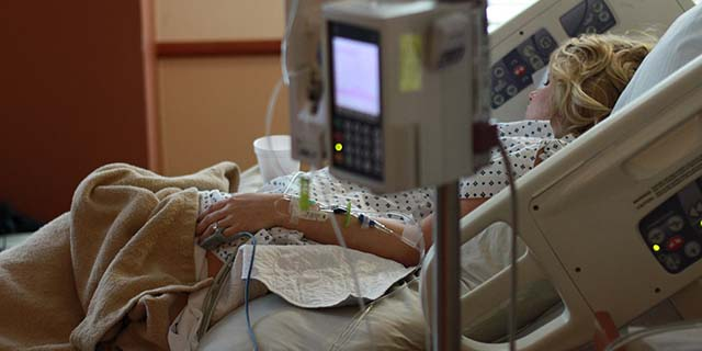 """""""Avevo un tumore in metastasi e mi stavo preparando a morire"""""""