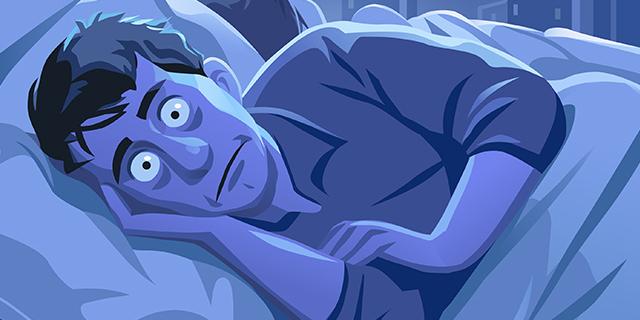 C'è stato un tempo in cui noi esseri umani non dormivamo tutta la notte