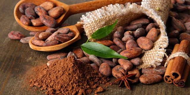 superfood cacao crudo