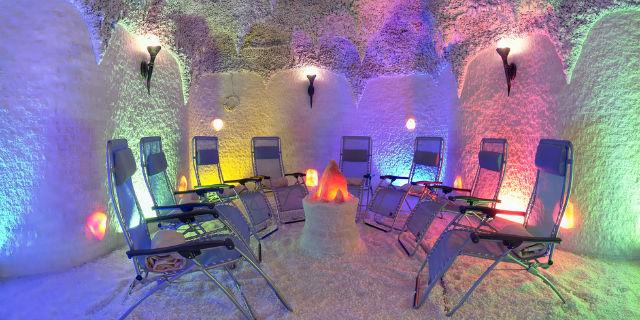 Grotta di sale: la terapia antistress utilizzata anche ai tempi dei Greci
