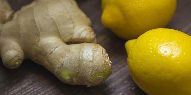 benefici zenzero e limone
