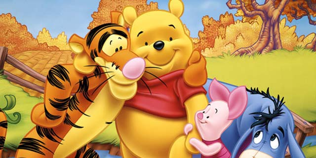 Ogni personaggio di Winnie the Pooh rappresenta un disturbo mentale
