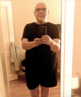 """""""Non mi vergogno"""": la malattia di Mauro Coruzzi sotto il casco biondo di Platinette"""