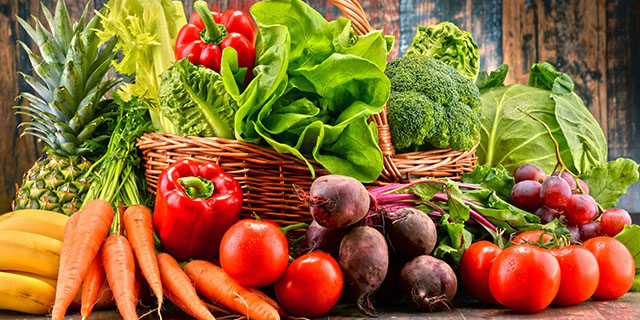 verdure più salutari