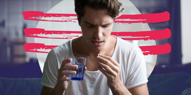 """Il motivo per cui il """"pillolo"""" esiste da anni ma nessun uomo può prenderlo"""