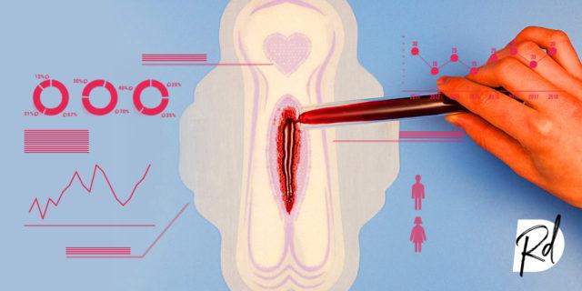 Chi ha paura del sangue mestruale? Tutti i numeri del ciclo in Italia