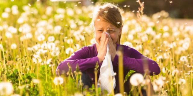 """Le allergie primaverili, il vero """"nemico"""" della bella stagione"""
