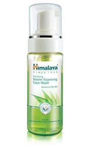 Schiuma detergente per il viso Himalaya Neem