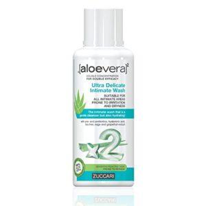 Zuccari Aloevera Detergente Intimo Ultradelicato