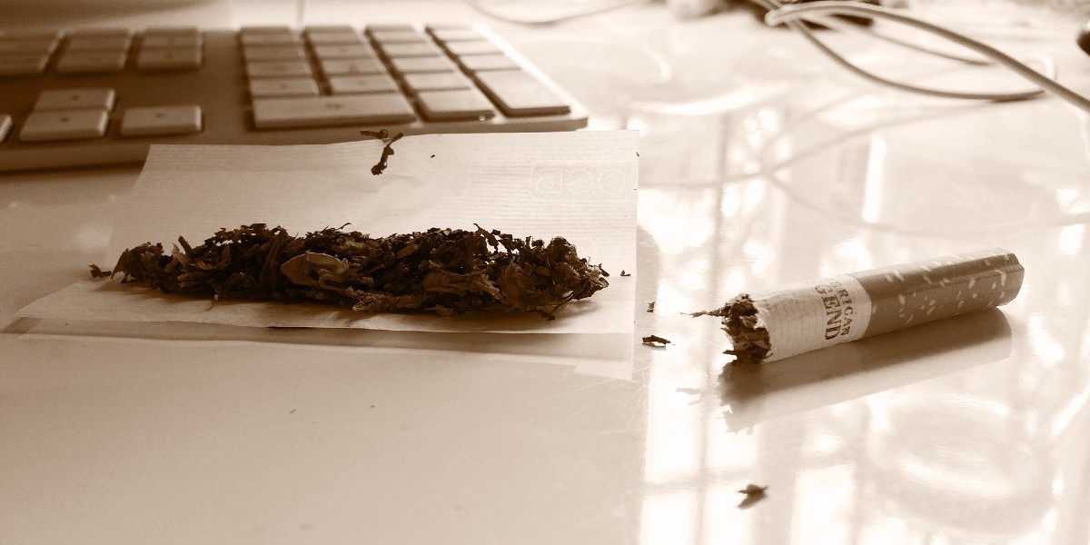 Come riconoscere chi fuma marijuana
