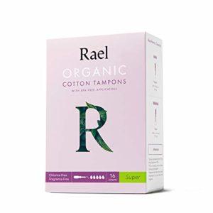 Rael Assorbenti interni in cotone organico