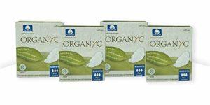 Organyc assorbenti 100% cotone biologico