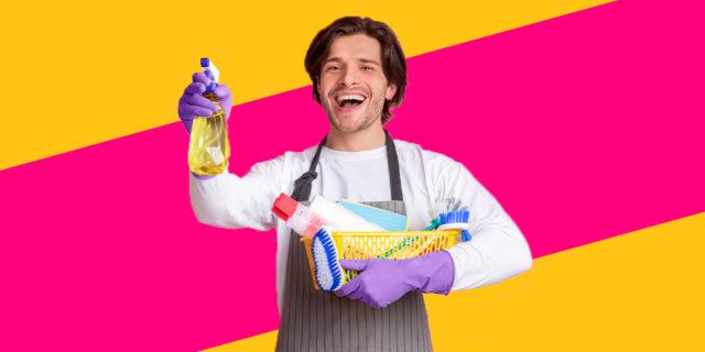 Cleaning therapy: pulire casa fa bene (non solo alla salute)