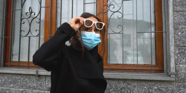 I (numerosi) vantaggi dell'indossare la mascherina