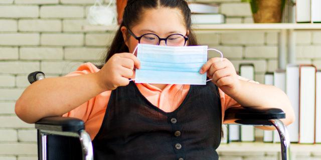 Disabilità: perché la pandemia può aiutarci a ricostruire un mondo più inclusivo