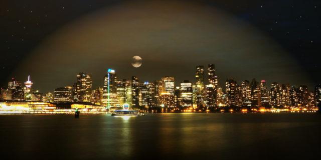 L'inquinamento luminoso che non ci fa più vedere le stelle e altera l'ambiente