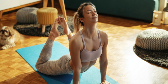 Ashtanga yoga, una pratica per spiriti e corpi vigorosi