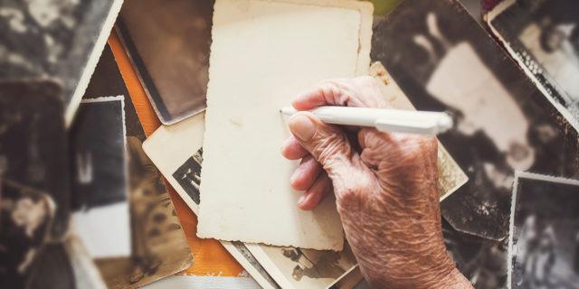 Test di scrittura per prevedere la malattia di Alzheimer. Lo studio
