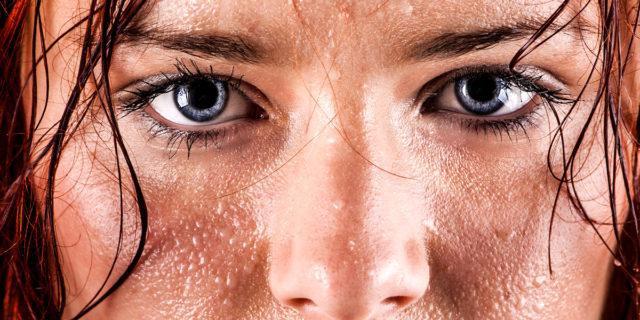Iperidrosi facciale, quando il viso suda troppo. Cause, disagio sociale e rimedi