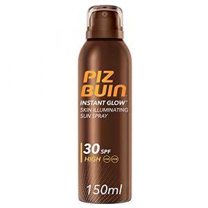 PIZ BUIN, Spray Illuminatore della Pelle, Instant Glow