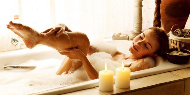 Tutte le volte in cui un bagno rilassante è un aiuto più valido di quanto pensiamo